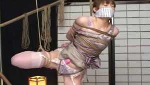 Asian Xxx Pornstar 100% Rope Bound | AsianXXX.Tv